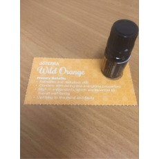 Essential Wild Orange Oil